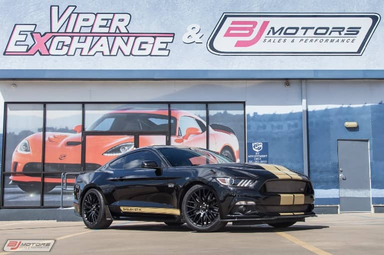 2016 Ford Mustang Hertz GT-H Edition # 33
