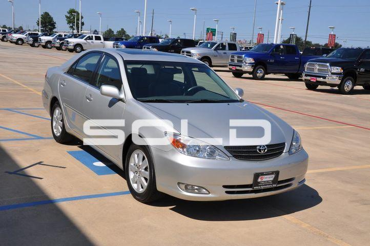 used 2003 toyota camry xle for sale 8 495 bj motors stock u697423 used 2003 toyota camry xle for sale 8