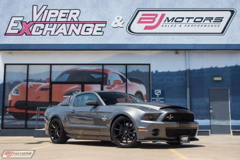 Used 2017 Ford Mustang Shelby Super Snake Gt500 For 79 995 Bj Motors Stock B5114292