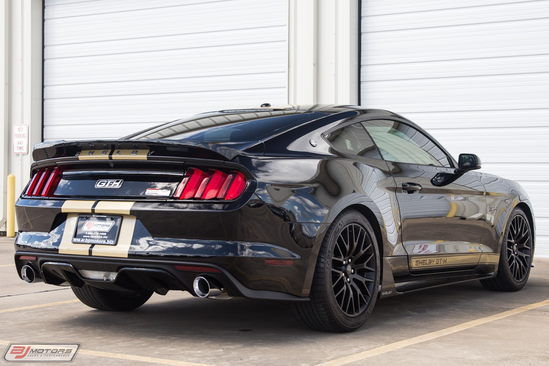 Mustang Gt H >> Used 2016 Ford Mustang Hertz GT-H Edition # 33 GT-H Premium For Sale ($54,995) | BJ Motors Stock ...