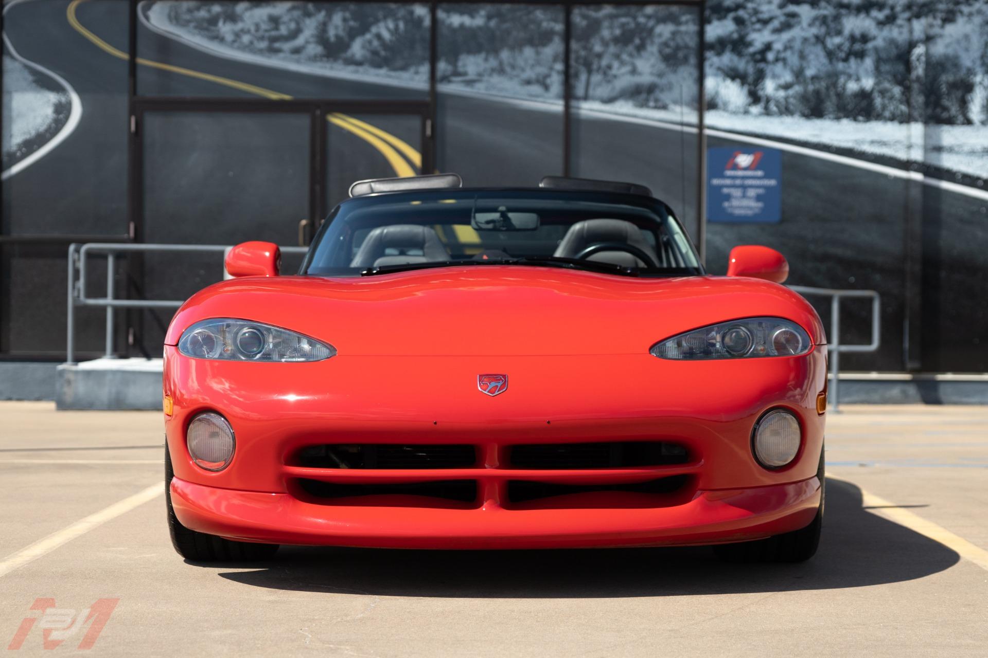 Used 1993 Dodge Viper RT/10 For Sale ($42,995) | BJ Motors
