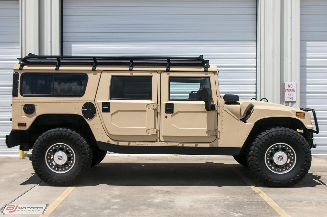 Used 2006 HUMMER ALPHA H1 Wagon For Sale ($129,995) | BJ ...