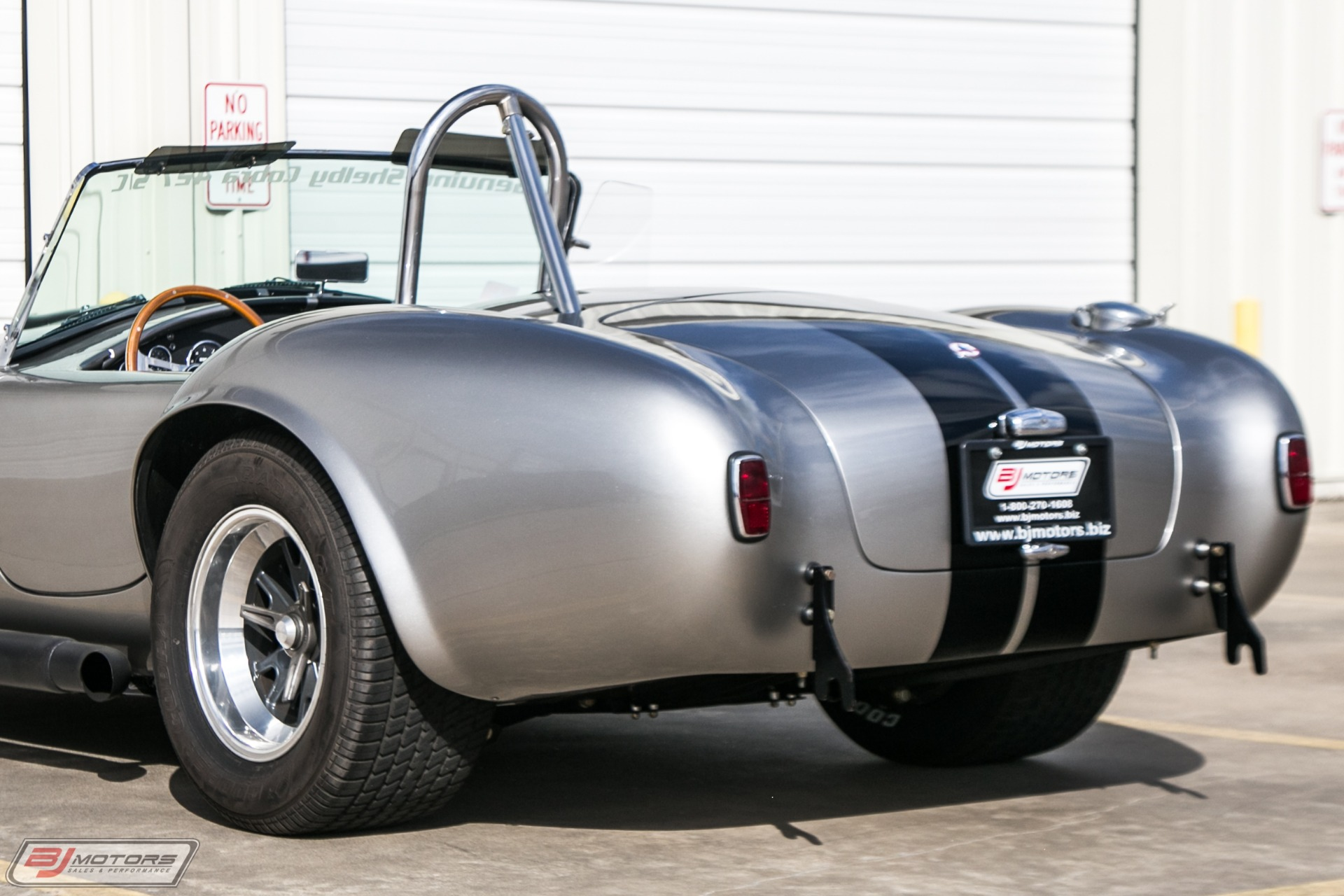 Used 1965 A/C Shelby Cobra CSX4000 For Sale ($139,995) | BJ