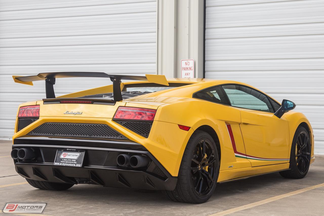 Used 2014 Lamborghini Gallardo Squadra Corse For Sale 184 995