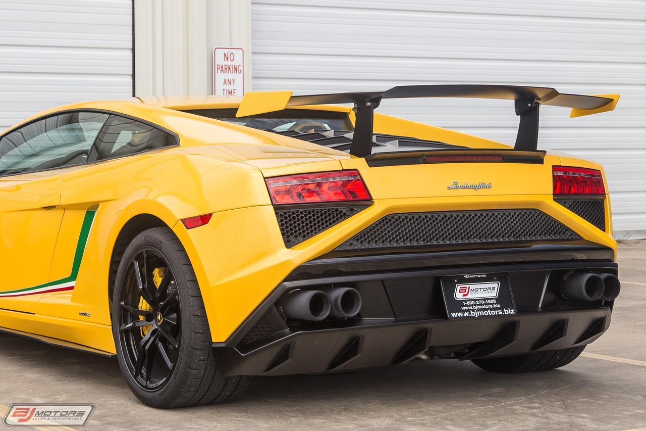Used 2014 Lamborghini Gallardo Squadra Corse