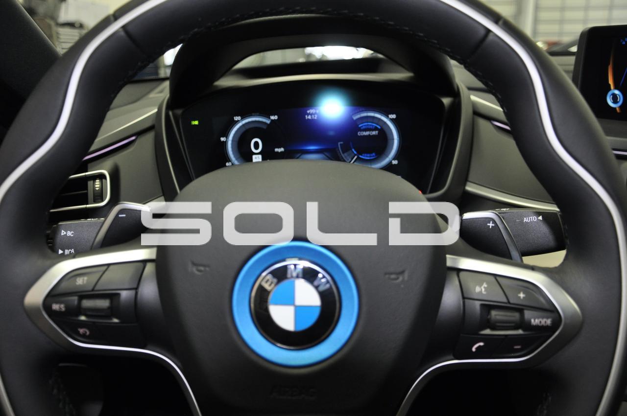 Used 2015 Bmw I8 For Sale 142 995 Bj Motors Stock V674561