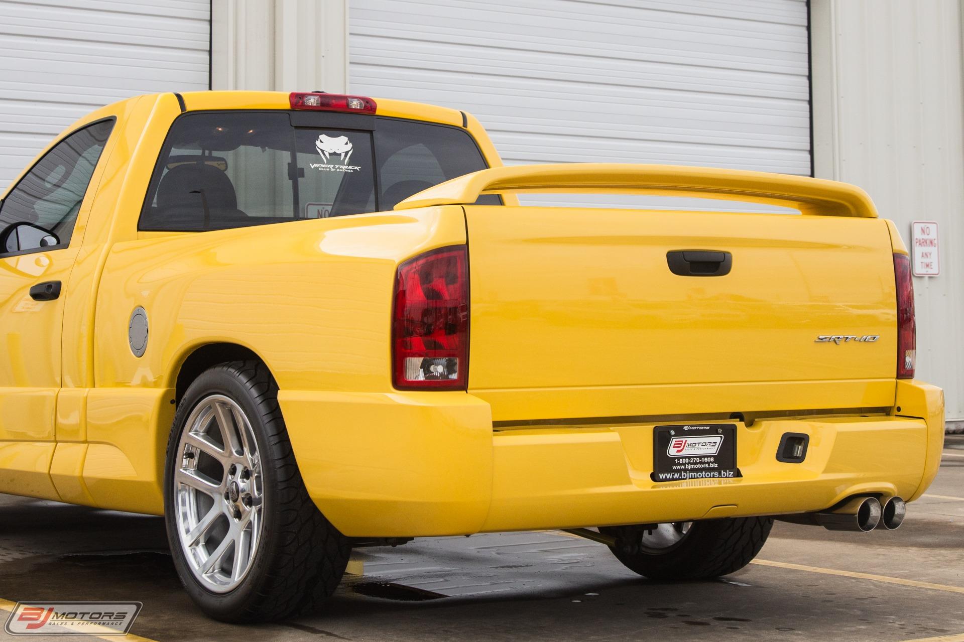 Used 2005 Dodge Ram 1500 Custom Ram 1500 Built By Todd Abrams For