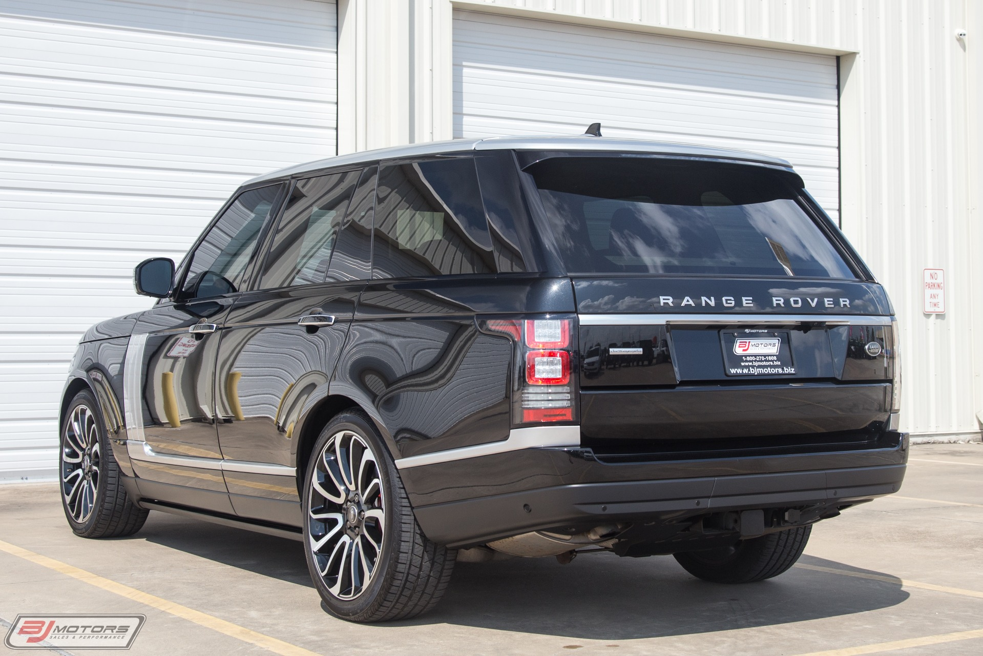 Used 2016 Land Rover Range Autobiography