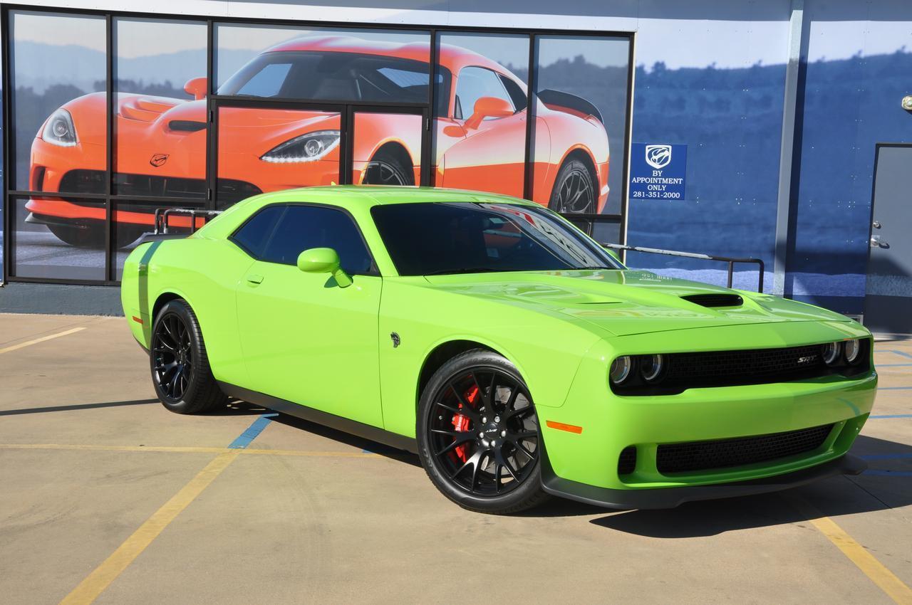 Used 2015 Dodge Challenger 800 HP SRT Hellcat Sublime 800HP