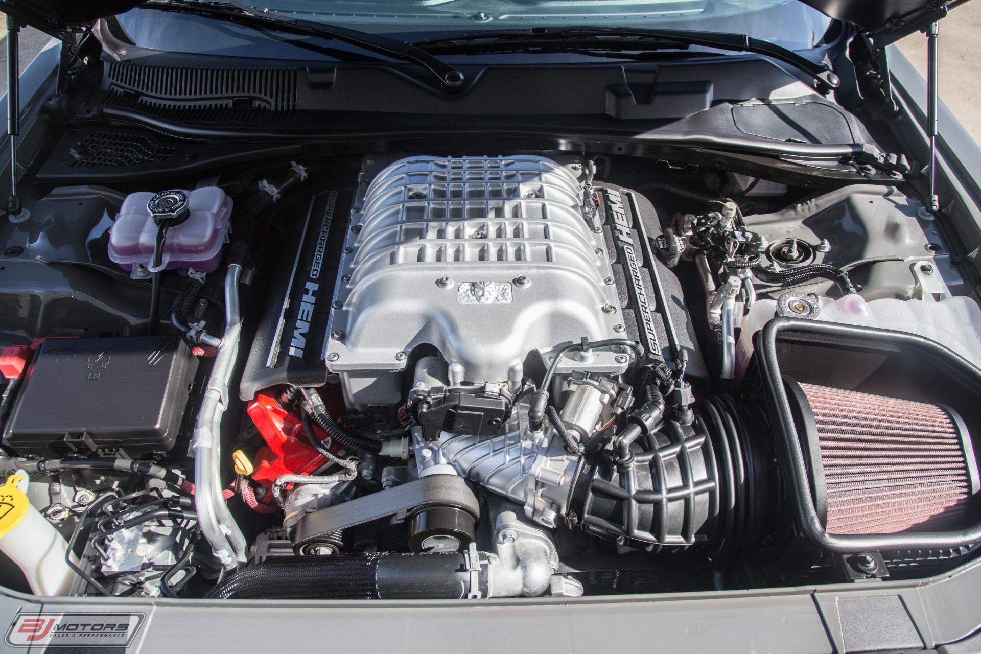 Used 2018 Dodge Challenger SRT Demon For Sale ($114,995