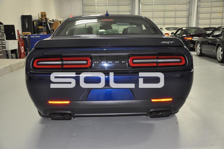 Used 2015 Dodge Challenger Srt Hellcat For Sale 69 995 Bj