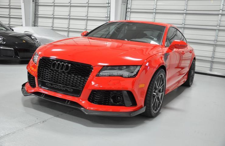 Used 2014 Audi Rs 7 Apr Fastest Rs7 Built For Sale 89995 Bj