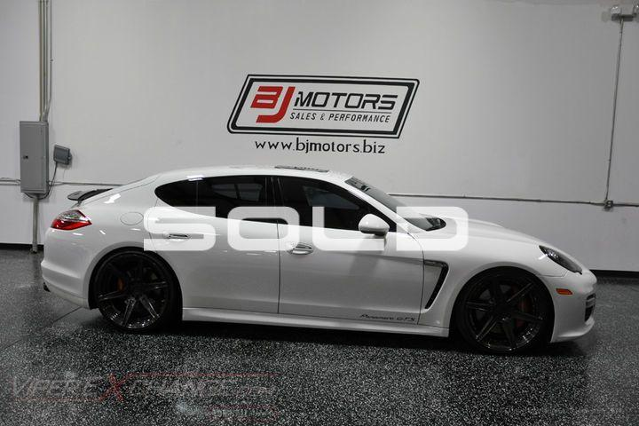 Used 2013 Porsche Panamera Gts For Sale Special Pricing Bj Motors Stock L076104