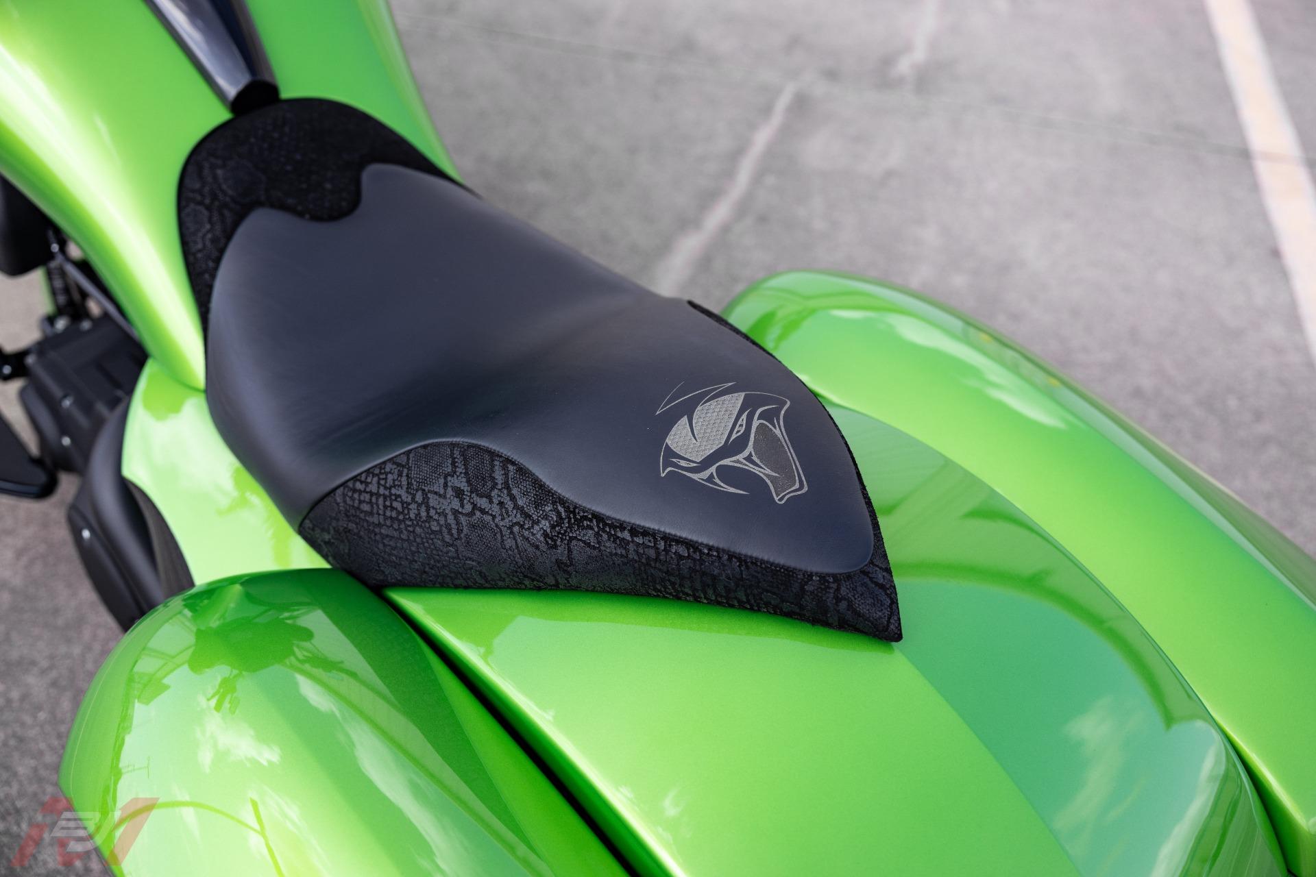 Used 2006 Harley Davidson Street Glide Custom Viper Bike
