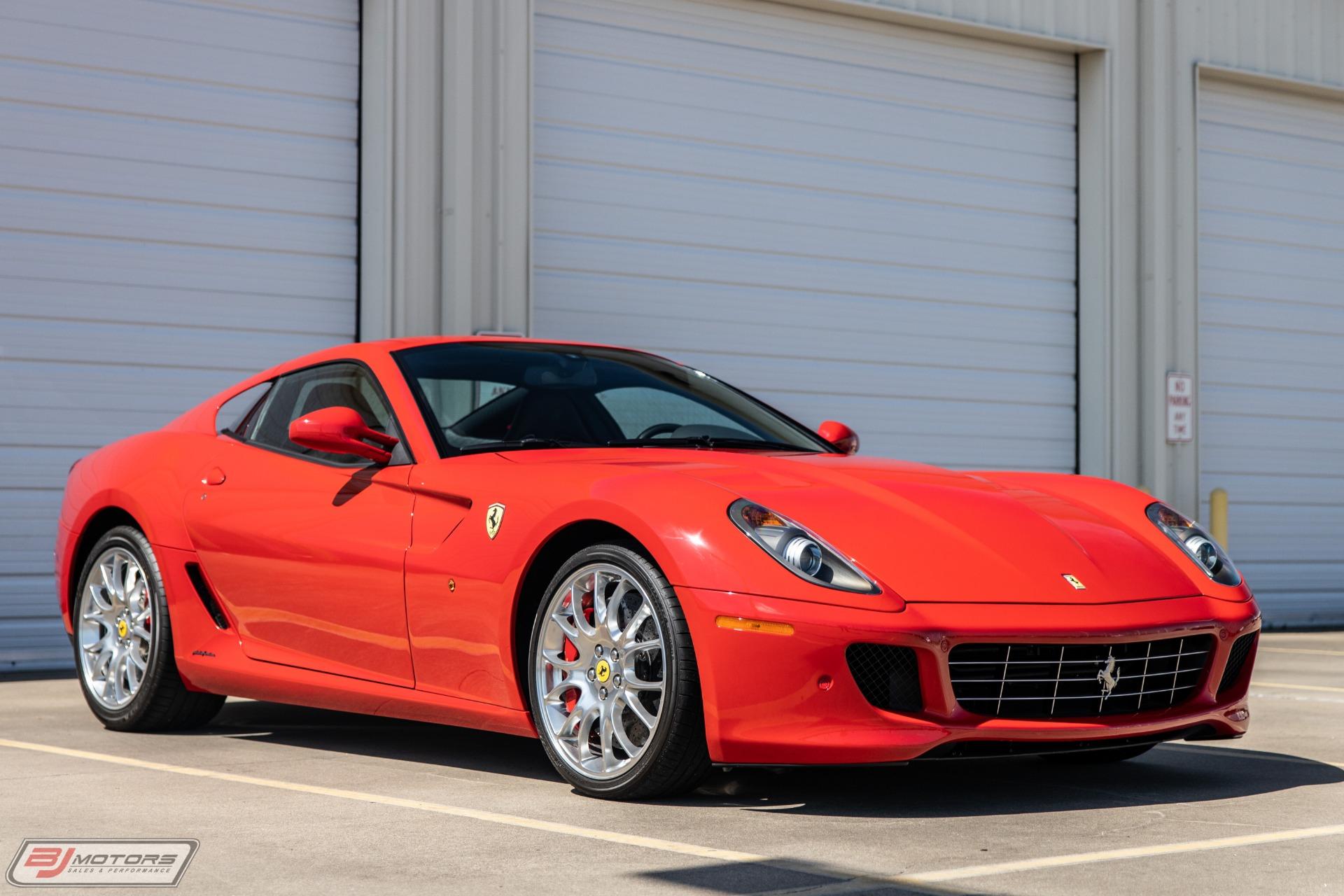Used-2009-Ferrari-599-GTB-Fiorano
