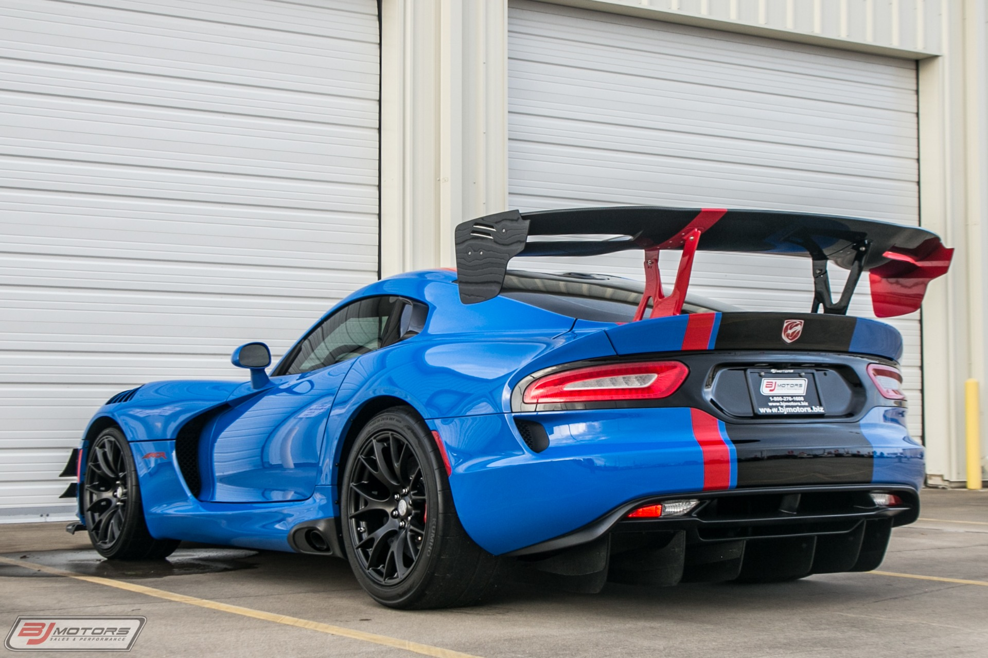 Dodge Vipers For Sale >> Used 2017 Dodge Viper Acr For Sale 149 995 Bj Motors