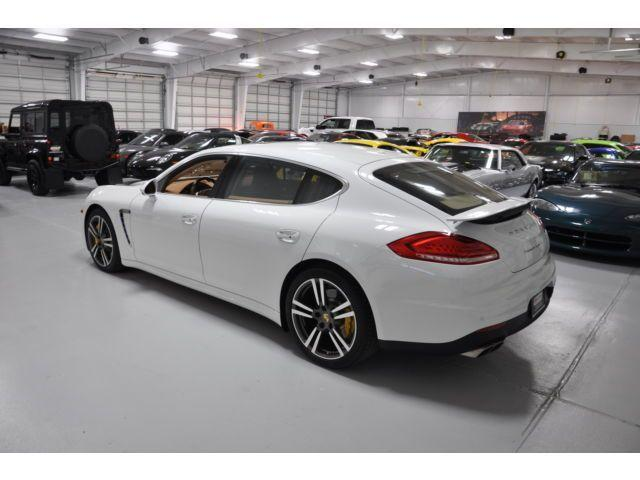 Used 2014 Porsche Panamera Turbo S Executive For Sale 174995