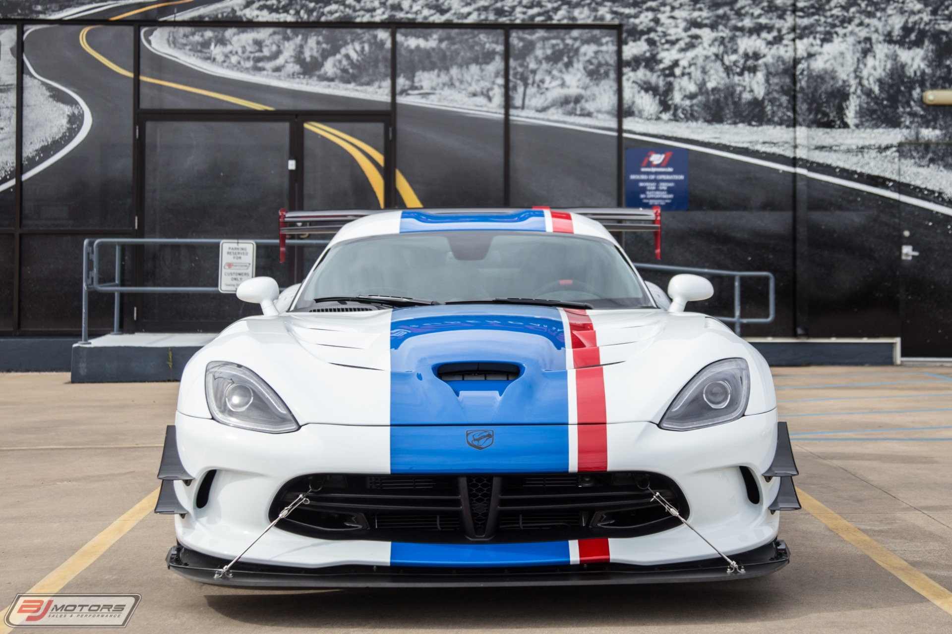New 2017 Dodge Viper GTC Dealer Edition 10 of 11 For Sale ($159,995