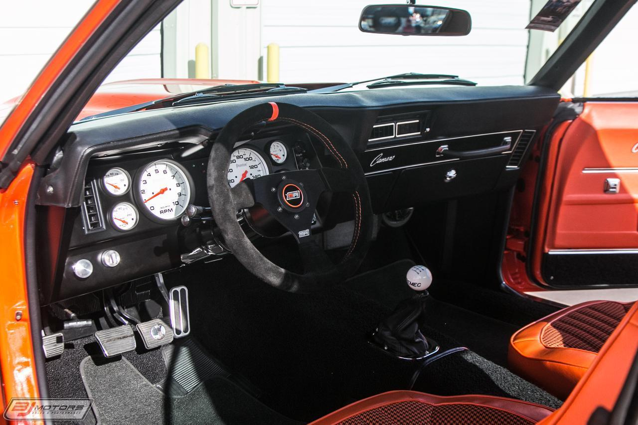 Used 1969 Chevrolet Camaro Pro-Touring For Sale ($129,995