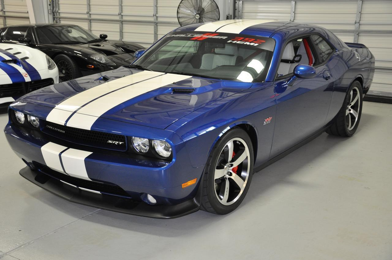 Used-2011-Dodge-Challenger-SRT8-Inaugural-Edition-392