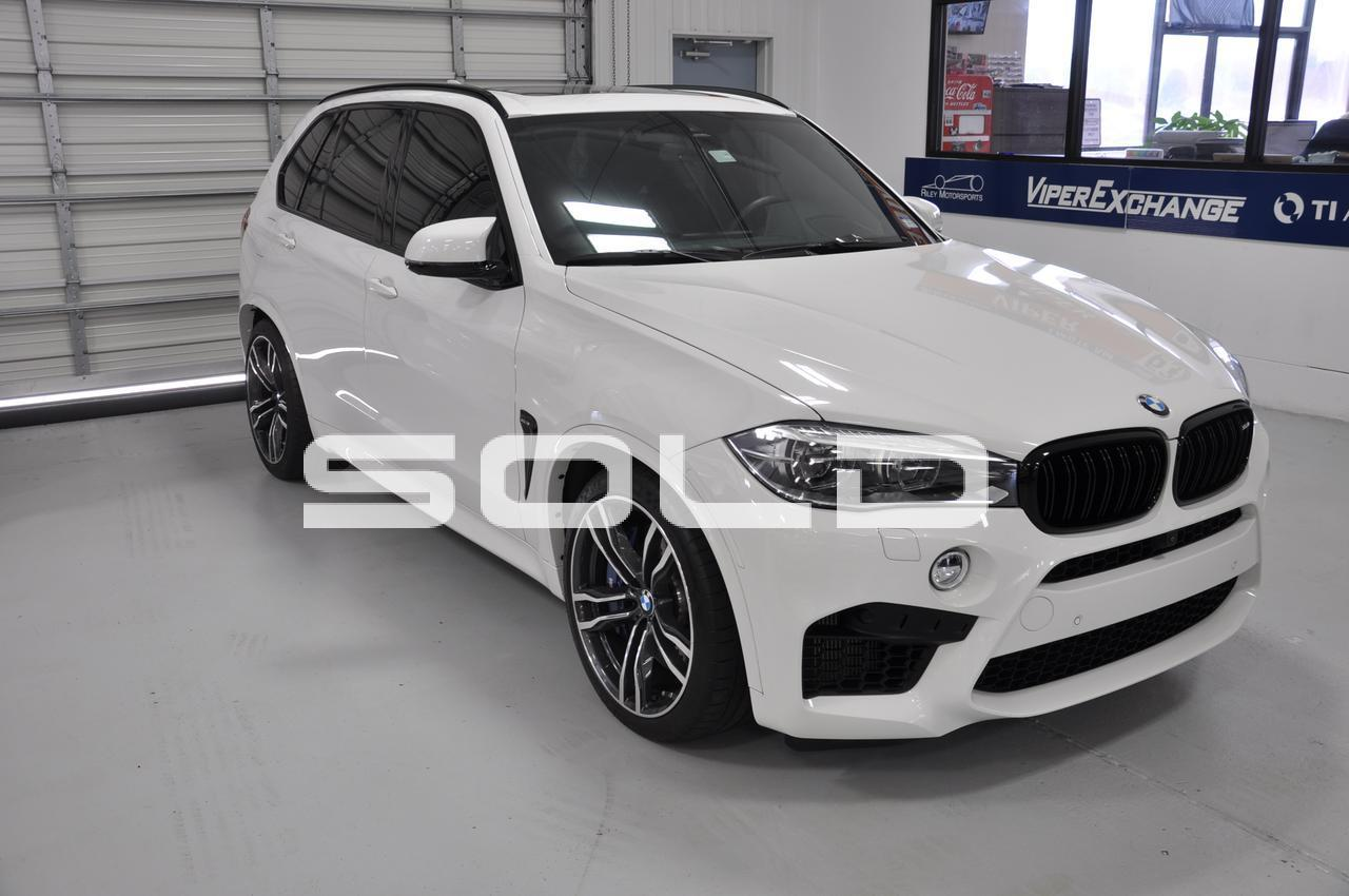 Used 2016 Bmw X5 M Bmw X5m For Sale 107 995 Bj Motors Stock R78387