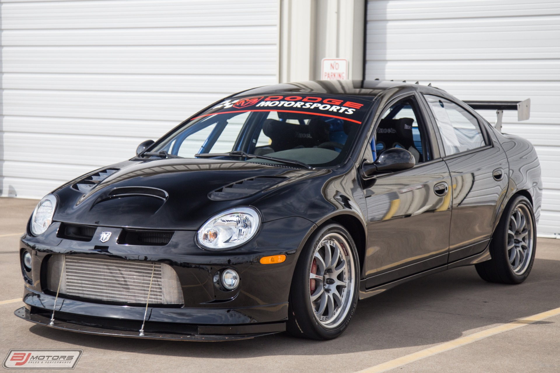 used 2004 dodge neon srt 4 race car srt4 race car for sale 15 995 bj motors stock 4d605495