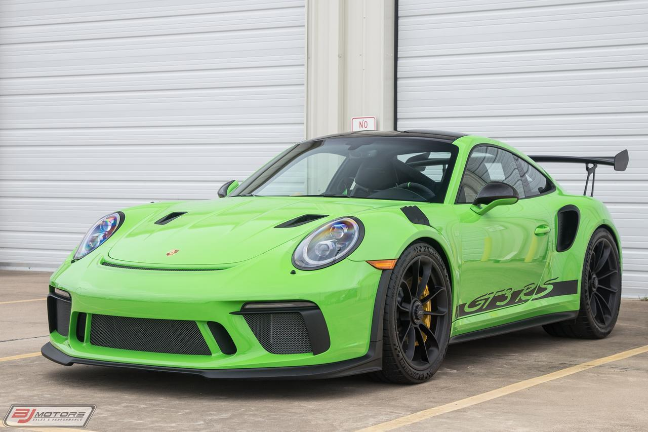 Used 2019 Porsche Gt3rs Gt3rs For Sale 323880 Bj