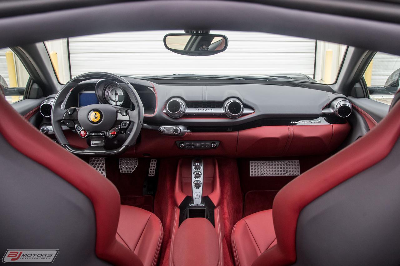 Used 2018 Ferrari 812 Superfast For Sale 459 995 Bj Motors Stock 4j0232314