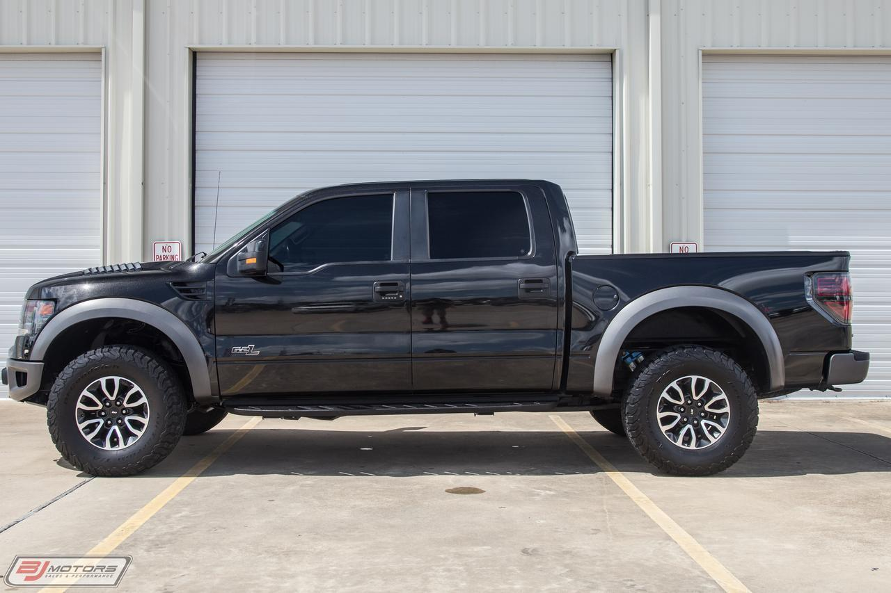 Used 2013 ford f 150 svt raptor
