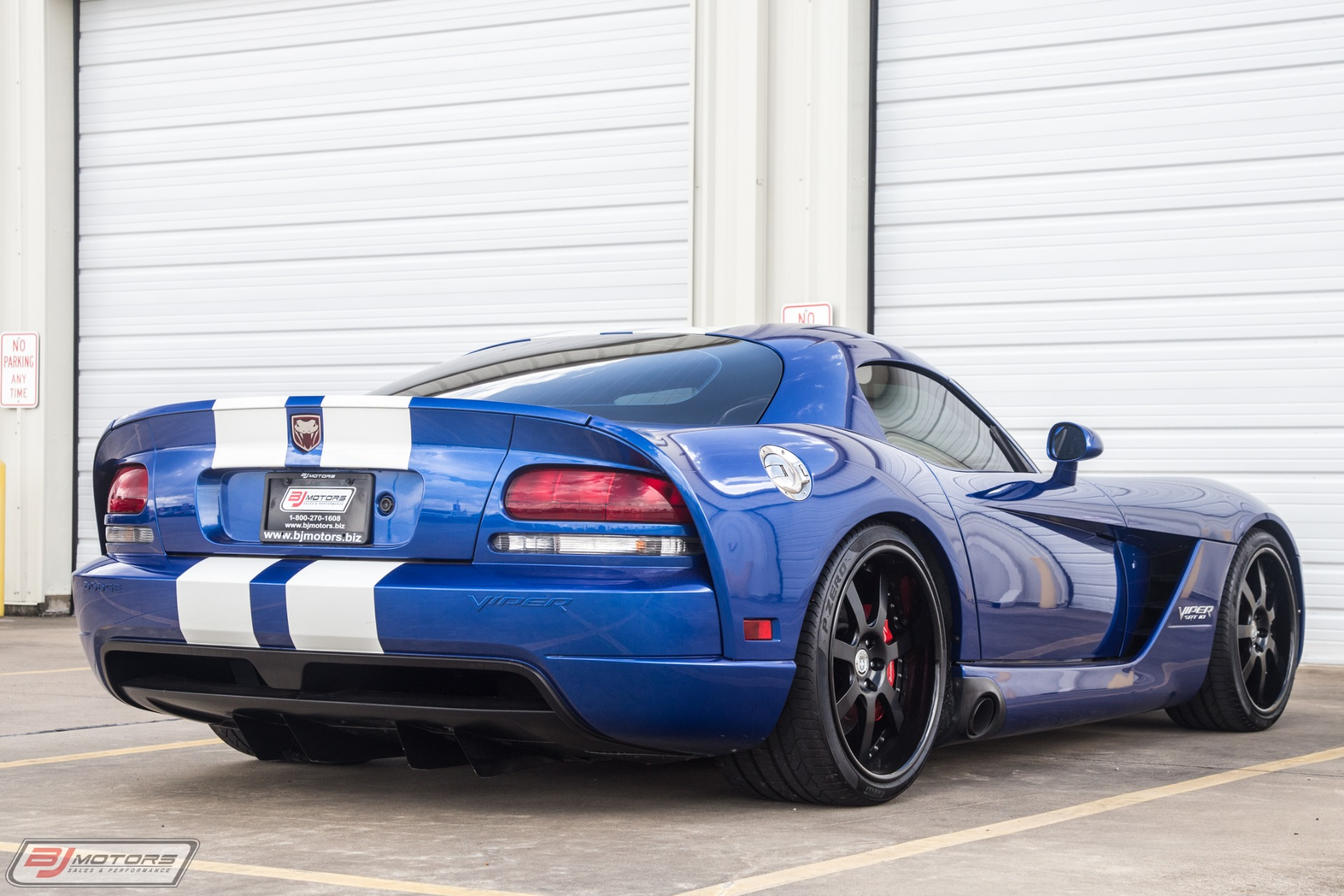 Dodge Viper For Sale >> Used 2006 Dodge Viper Srt 10 Underground Racing Tt For Sale