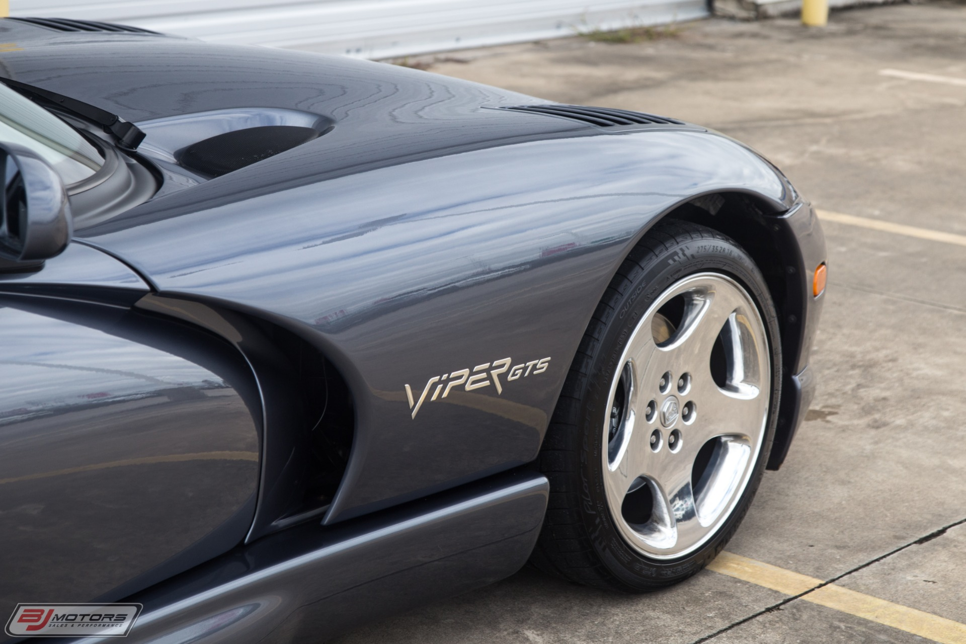 Used 2000 Dodge Viper GTS Steel Gray 1 Year Color For Sale ...