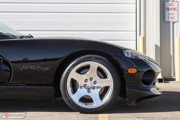 Used-1999-Dodge-Viper-RT/10