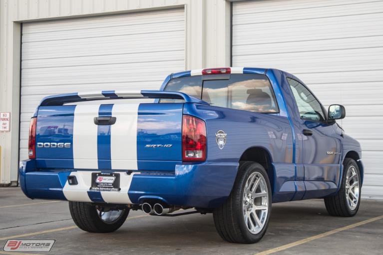 Used-2004-Dodge-VCA-Ram-1-of-50-Ram-1500-Build---Same-as-Richard-Petty-Race-Car