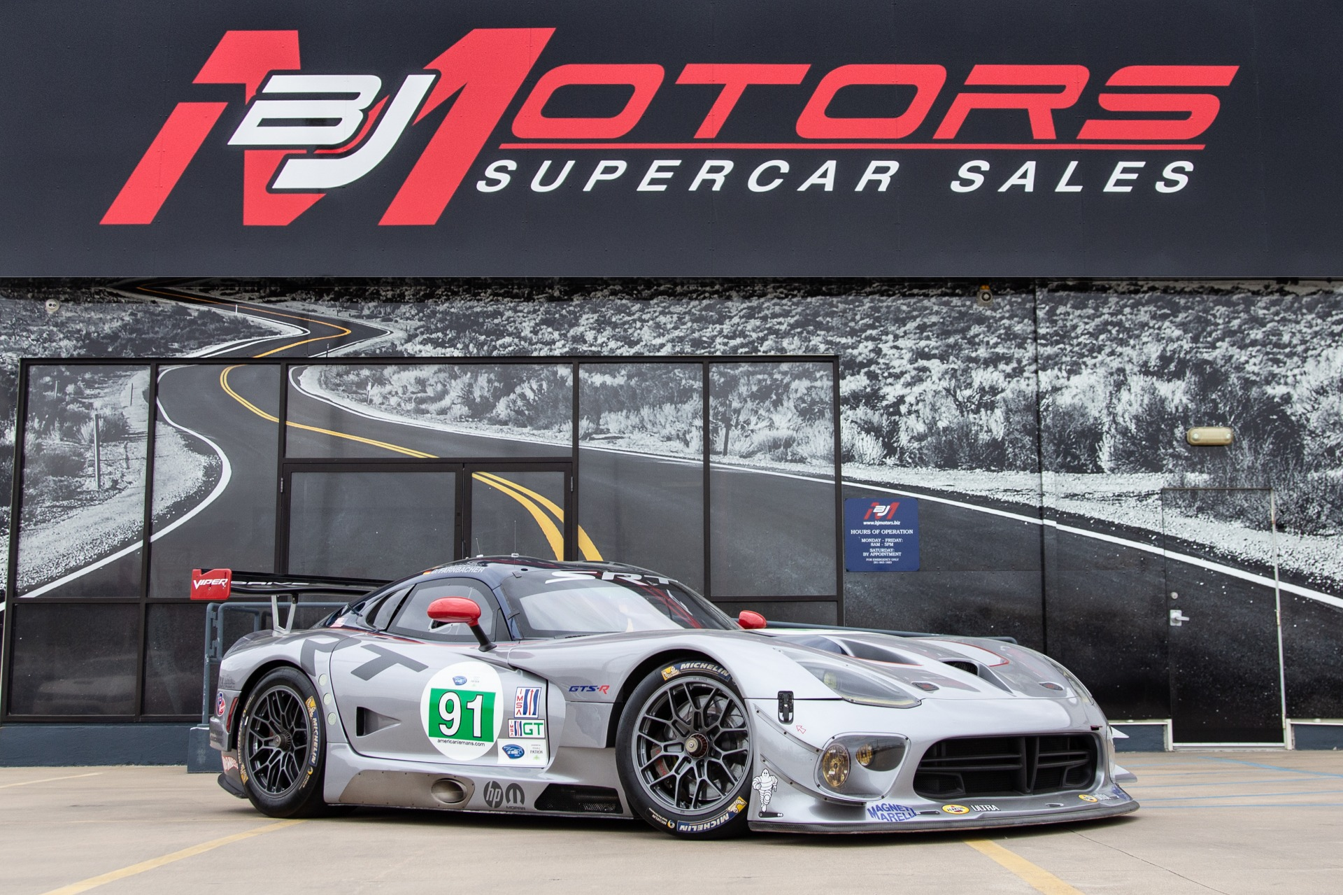 Dodge Viper For Sale >> Used 2012 Dodge Viper Gts R Race Car 91 For Sale Special