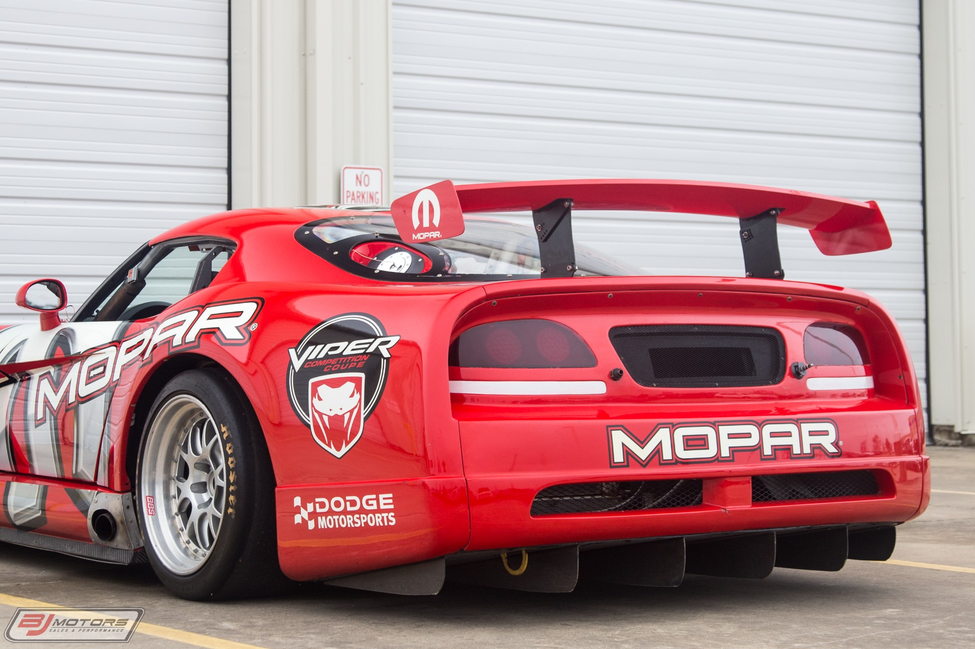 Used 2002 Dodge Viper Competition Coupe For Sale 98 500 Bj Motors Stock 00000004