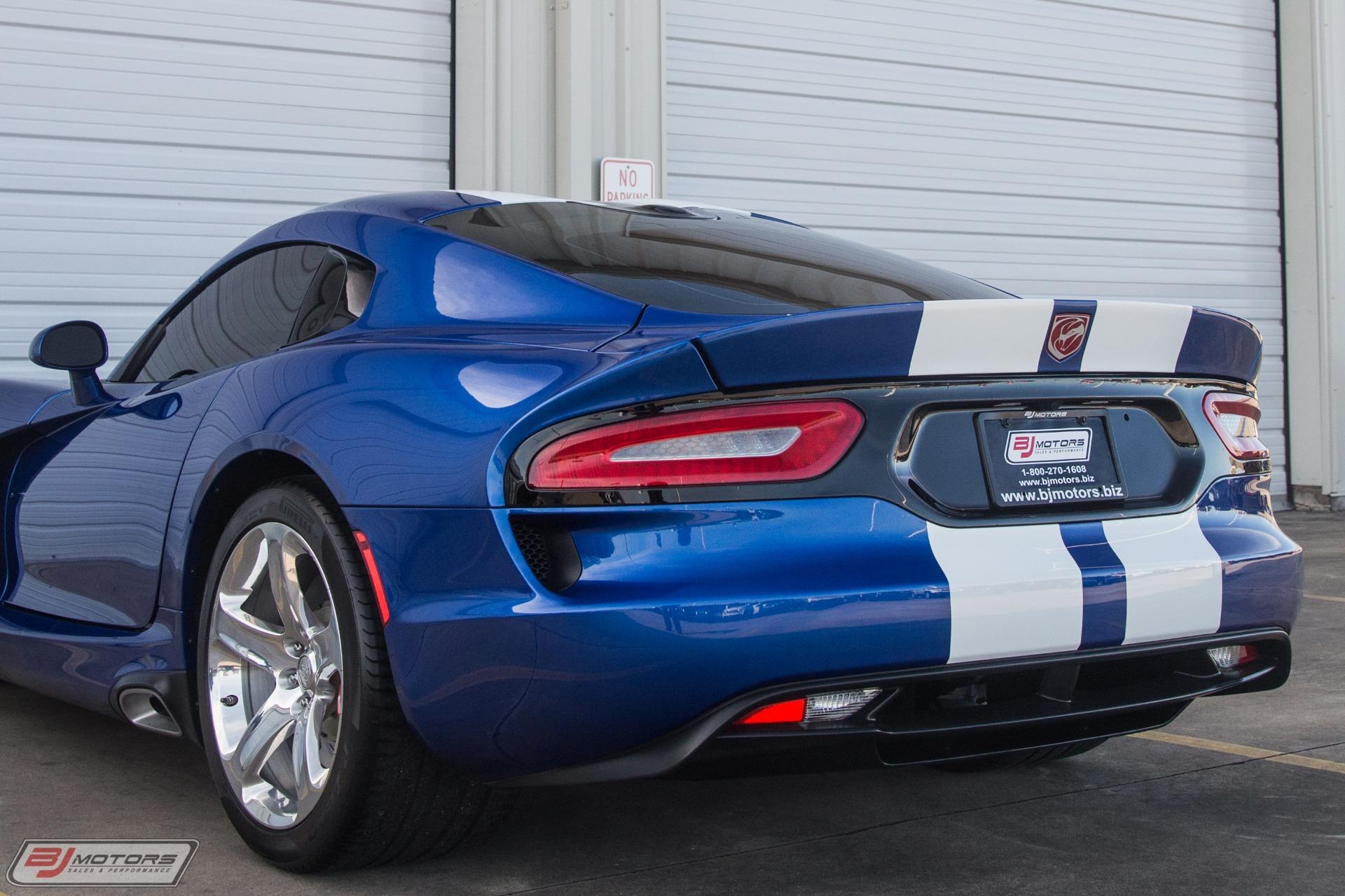 Used-2013-Dodge-SRT-Viper-GTS-Launch-Edition