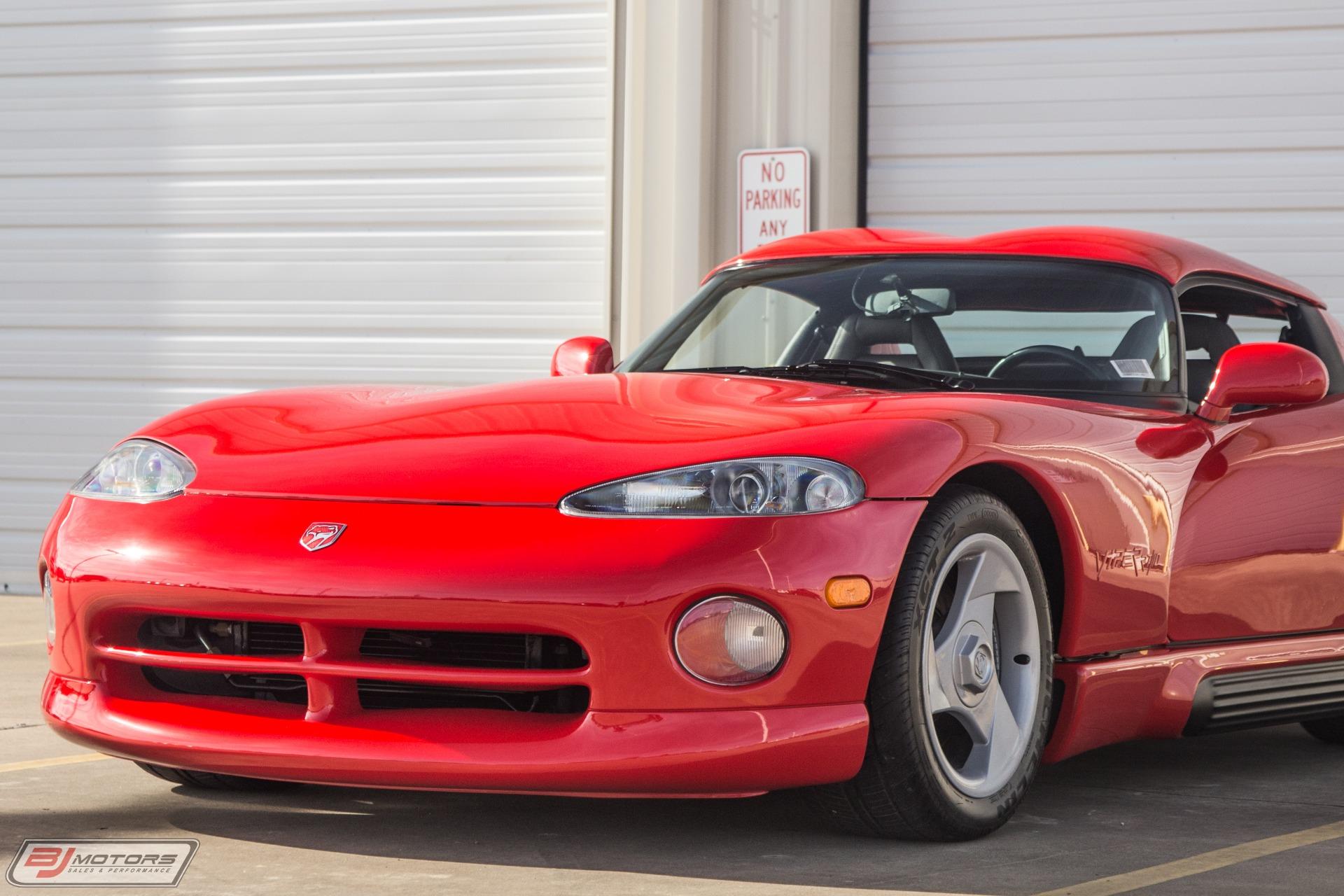 Used-1992-Dodge-Viper-2K-Miles-AC-Hardtop-RT/10