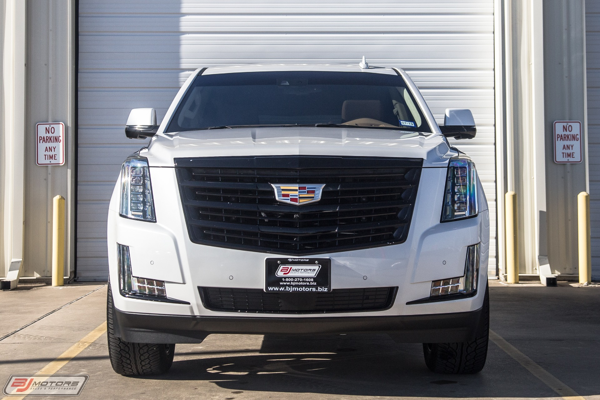 Used 2016 Cadillac Escalade ESV Platinum Hennessey Performance