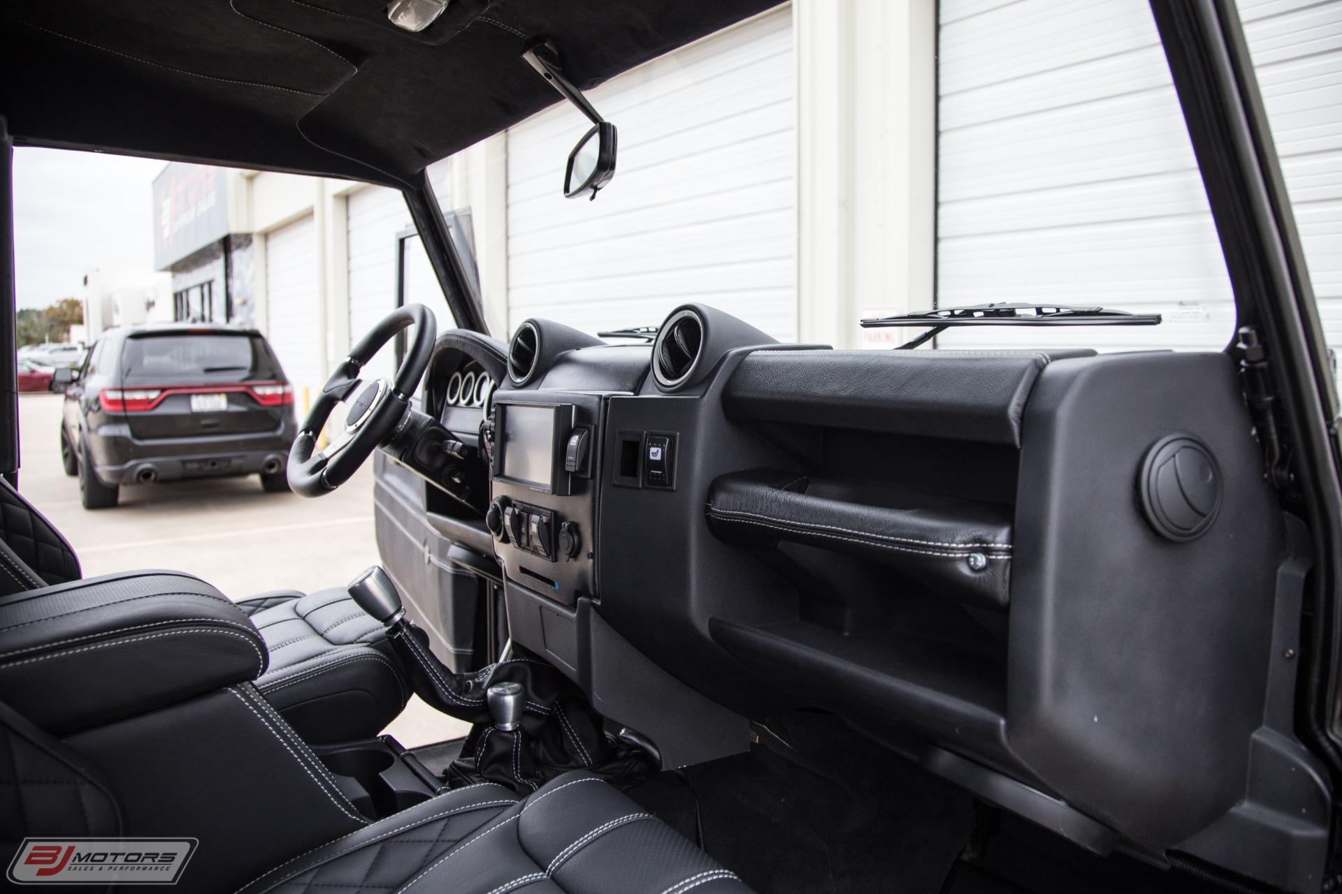 Used-1991-Land-Rover-Defender-D90-KAHN-Diesel