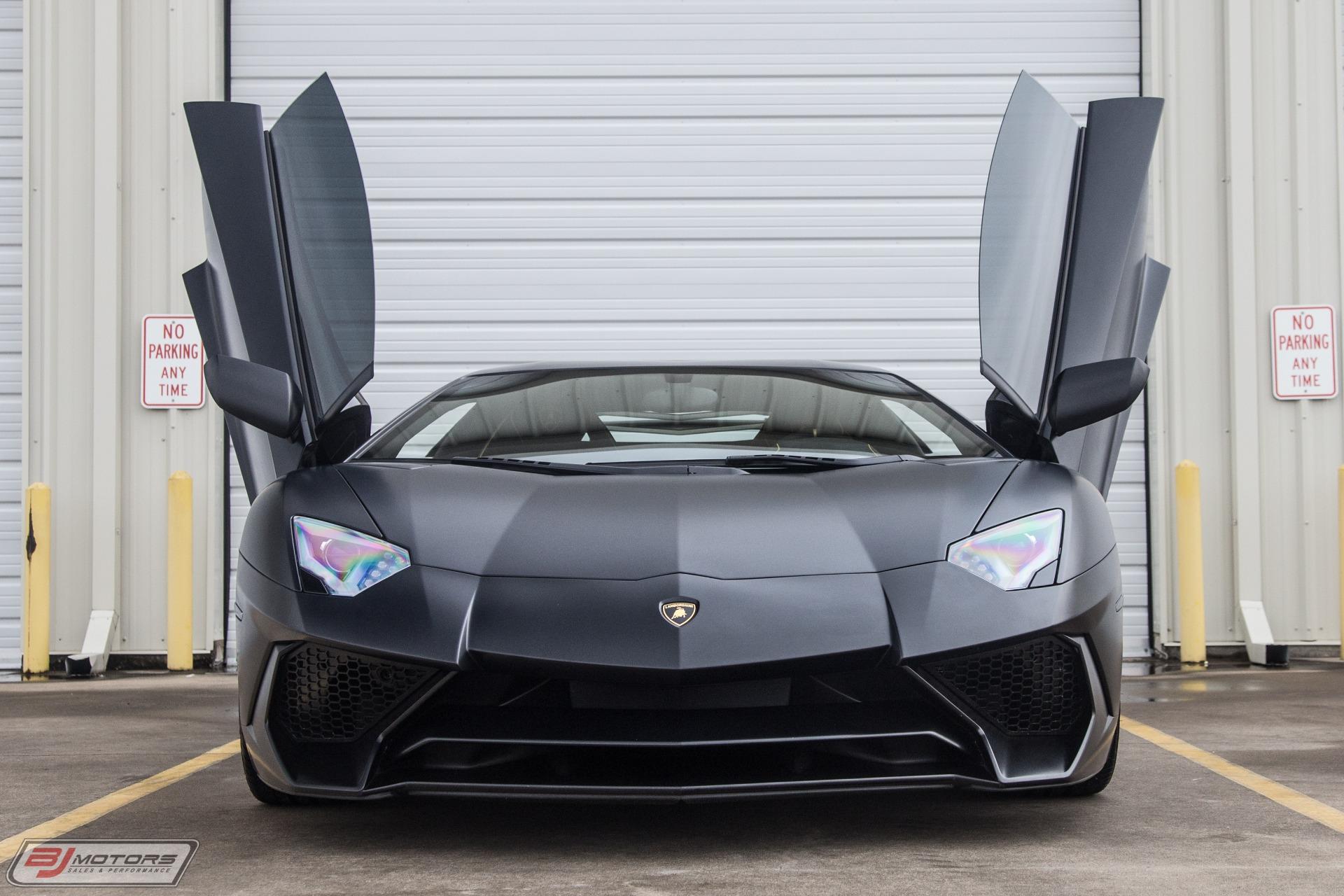 Used-2016-Lamborghini-Aventador-Celebrity-Owned-LP-750-4-SV