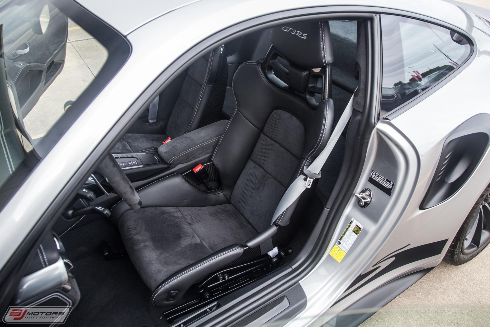 Used 2019 Porsche 911 Gt3 Rs For Sale 234 995 Bj Motors Stock Ks164604