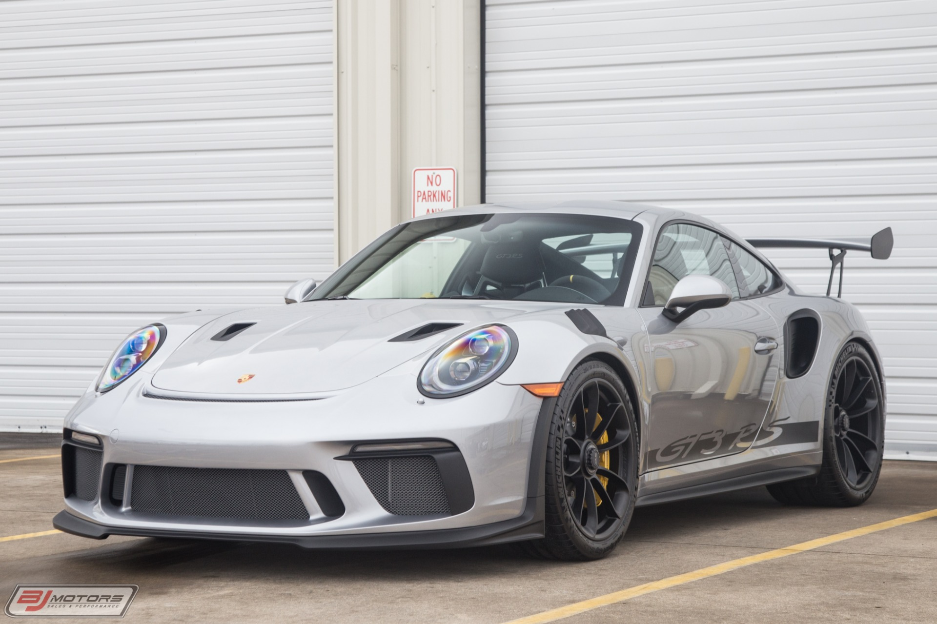 Used 2019 Porsche 911 Gt3 Rs For Sale 234 995 Bj