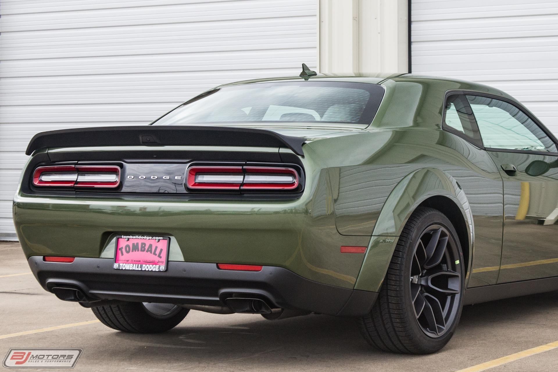 New 2019 Dodge Challenger Srt Hellcat Redeye For Sale 92 495 Bj