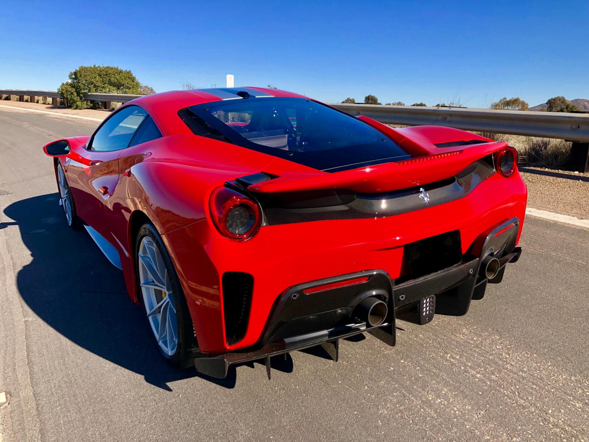 Used 2019 Ferrari 488 Pista For Sale Special Pricing Bj Motors