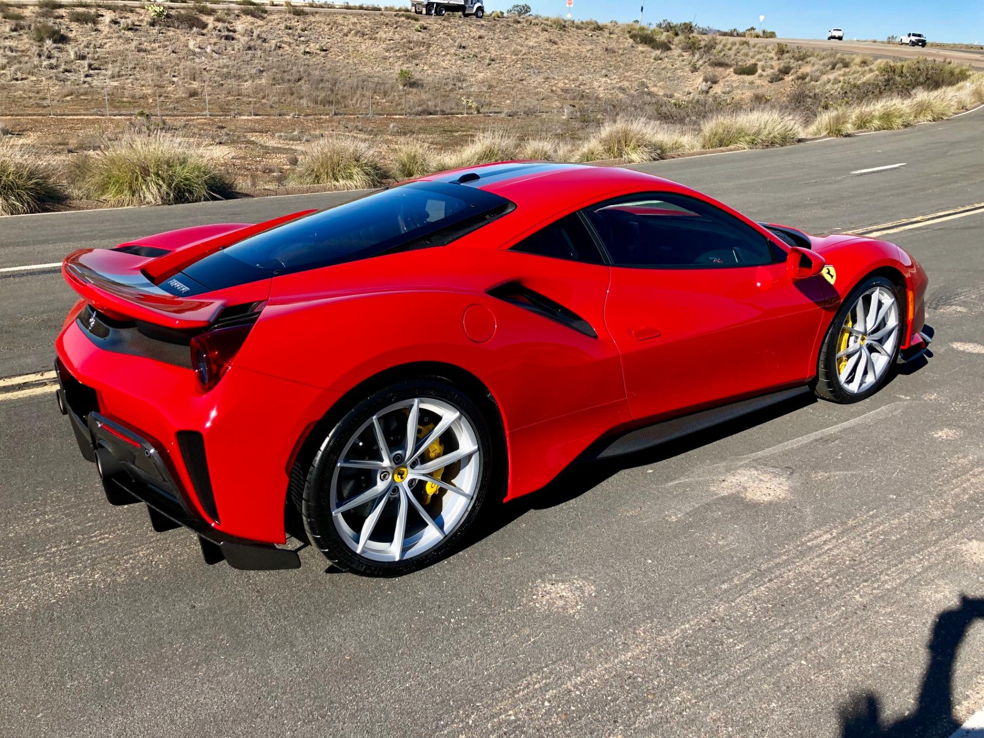 Used 2019 Ferrari 488 Pista For Sale Special Pricing