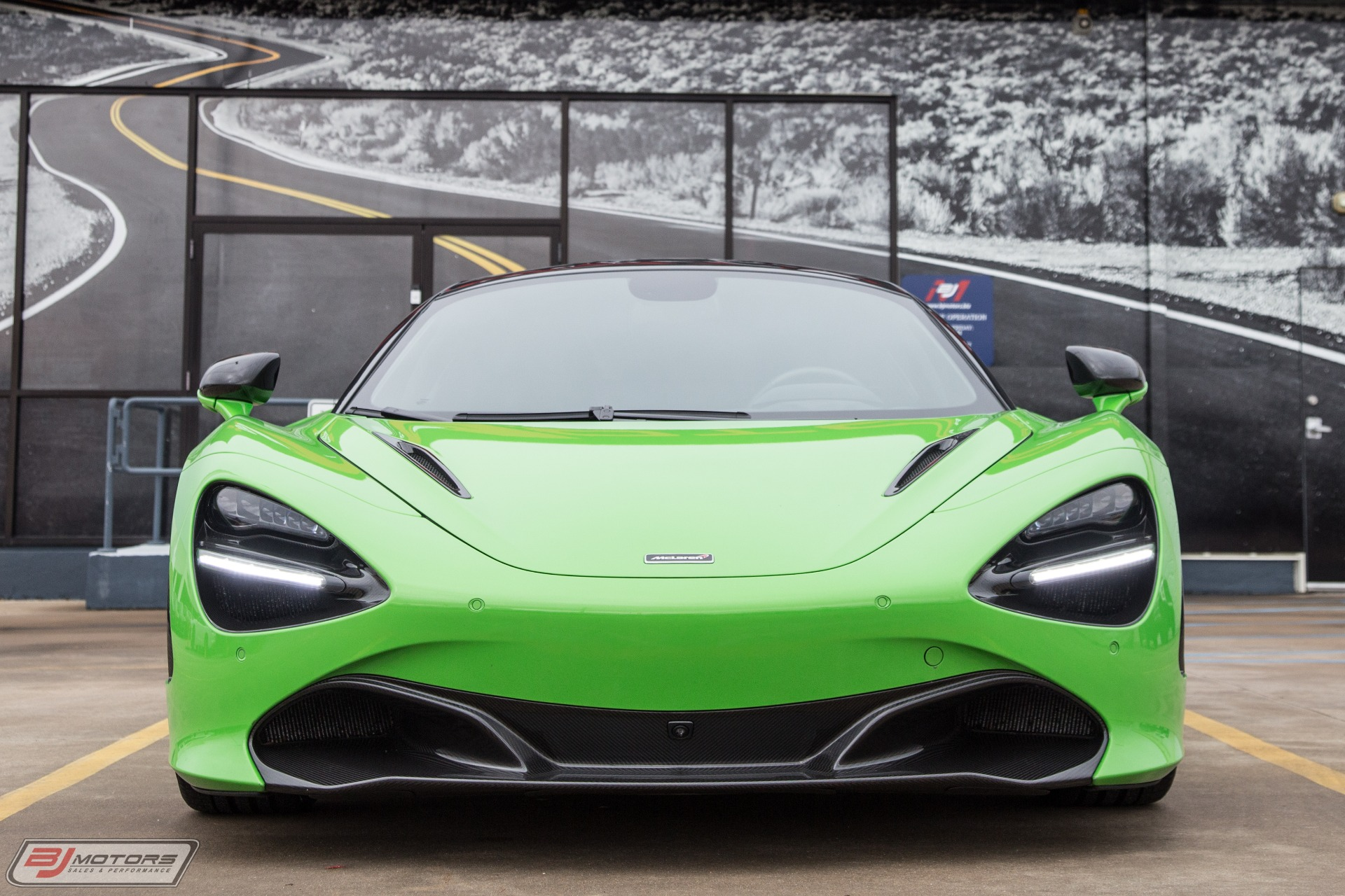 Used 2018 McLaren 720S Performance MSO Mantis Green For ...