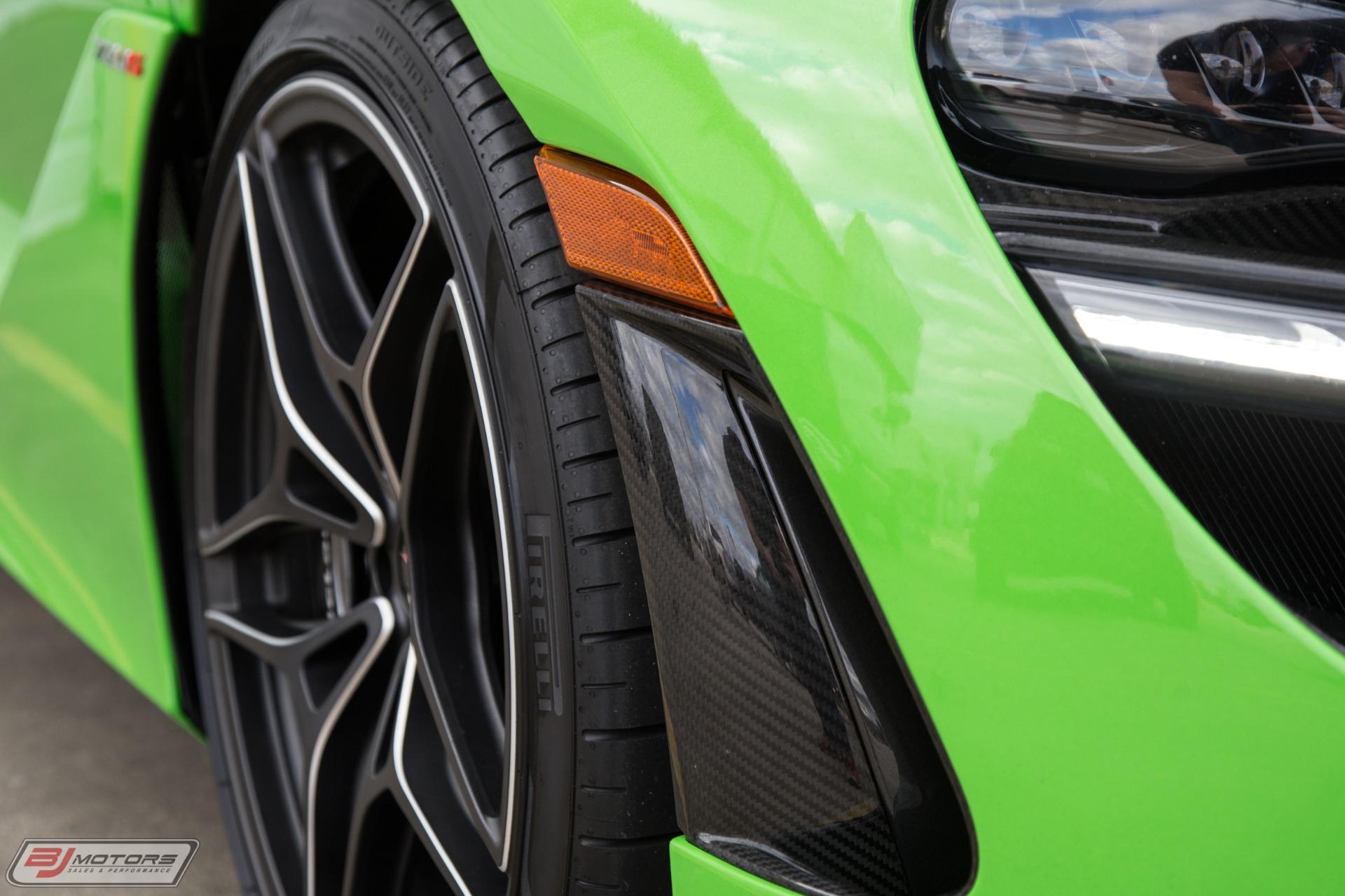 Used-2018-McLaren-720S-Performance-MSO-Mantis-Green