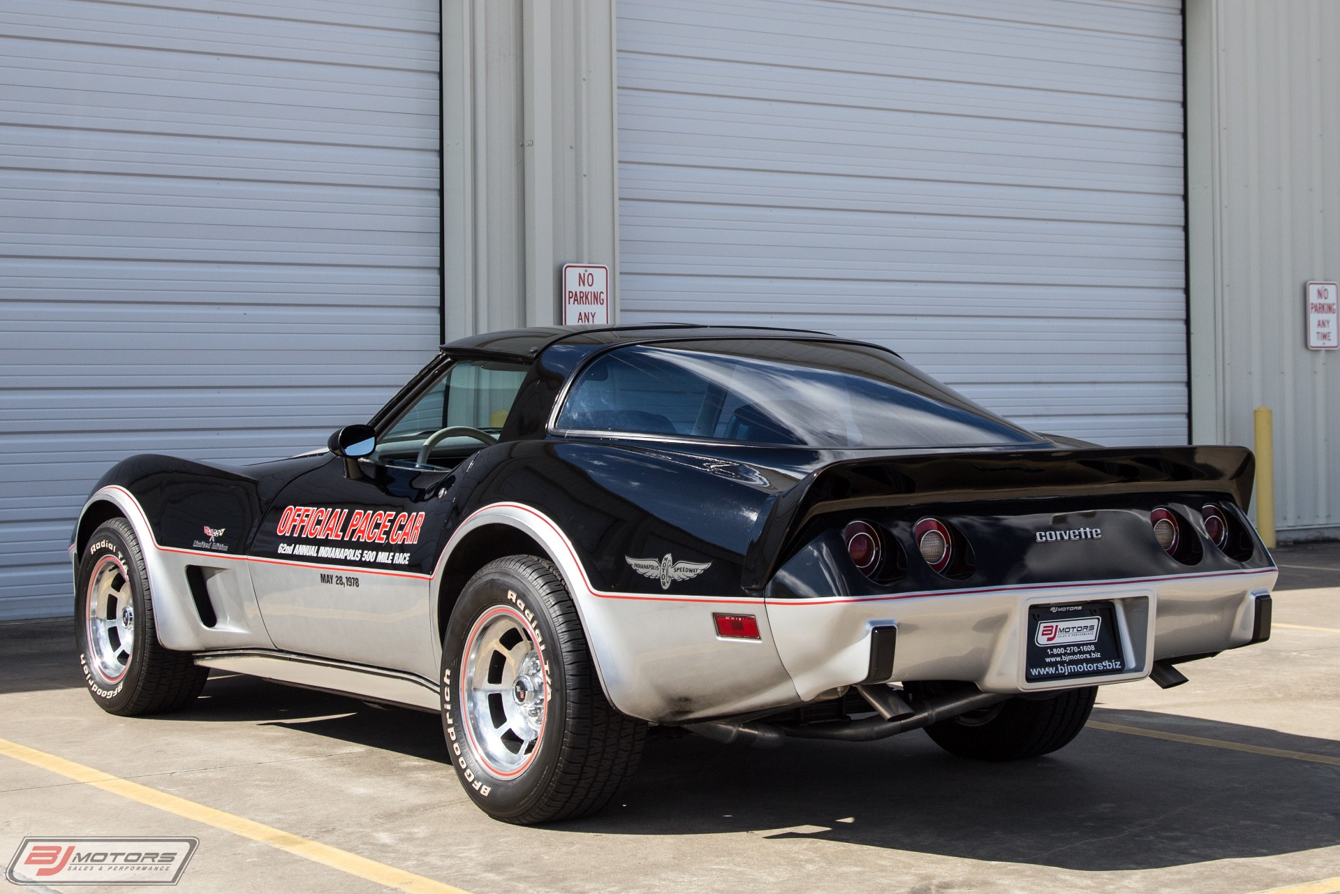 Used-1978-Chevrolet-Corvette-Indy-Pace-Car