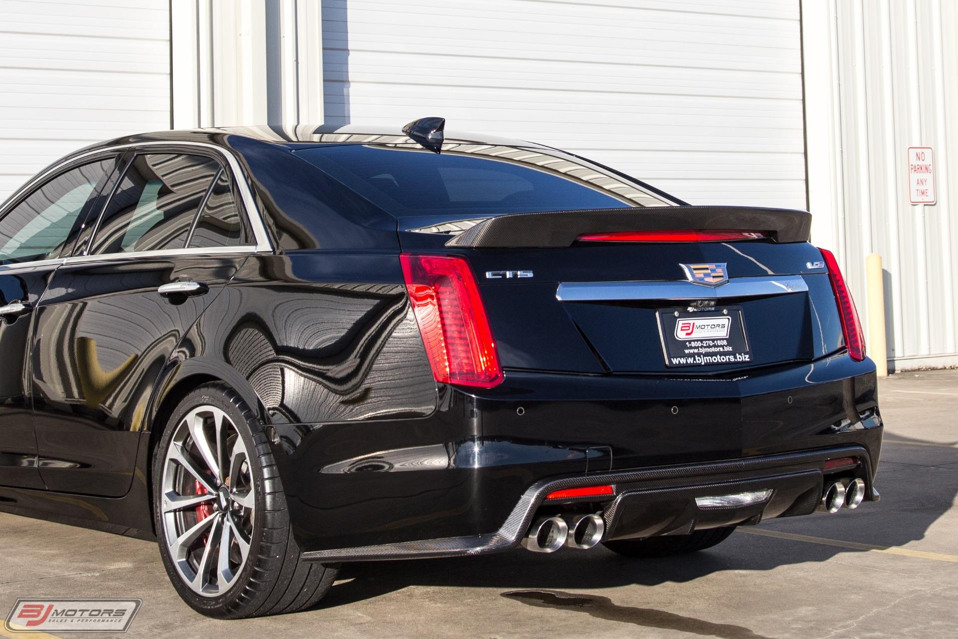 Used 2017 Cadillac Cts V Modified