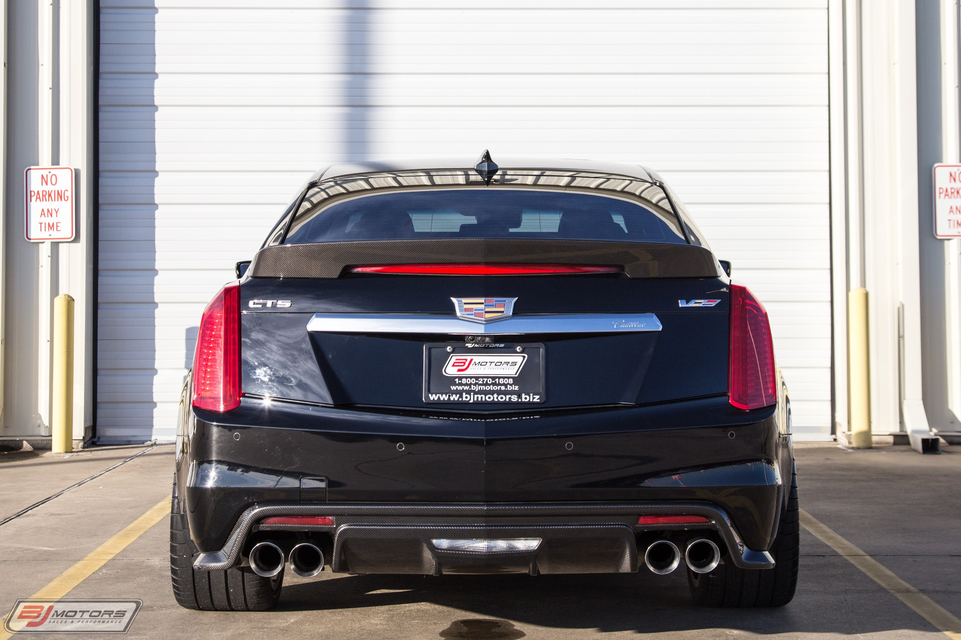 Used 2017 Cadillac CTS-V Modified For Sale ($59,995)   BJ ...